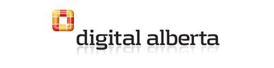Digital Alberta Logo.