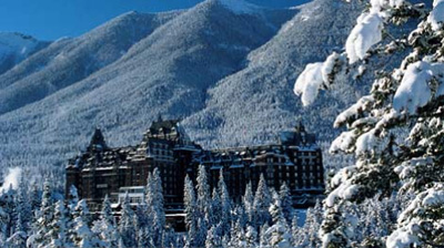 Photo of The Fairmont Banff Springs Hotel and Resort.