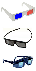 3D Glasses Photos
