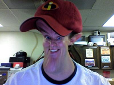 Chad's Photo Booth Photo