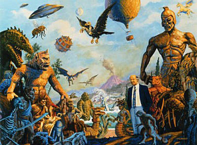 Dallmeier Ray Harryhausen painting.