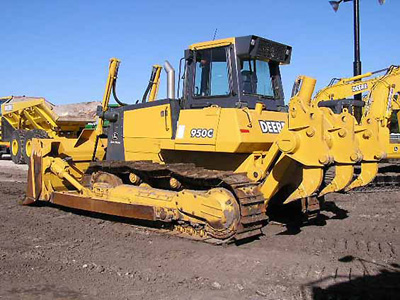 Photo 2 of John Deere 950c Crawler Bulldozer