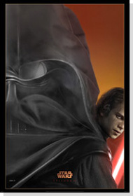 Star Wars Episode 3 Revenge of the Sith Teaser Poster Image