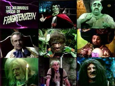 The Hilarious House of Frightenstein Screenshots