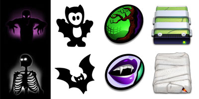 Halloween Icons Screenshot