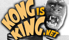 KongisKing.net Screenshot - Includes Headshot of King Kong