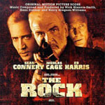 The Rock Original Motion Picture Score Image