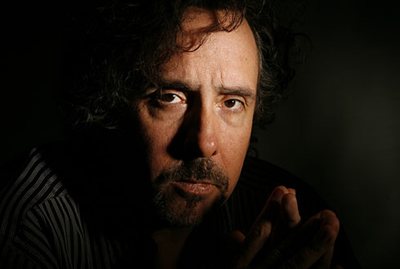Photo of Tim Burton from USA Today. Photo by Robert Hanashiro.