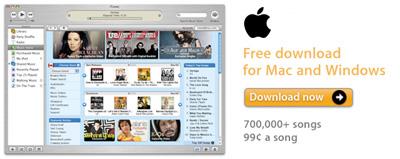 iTunes Store Canada Image