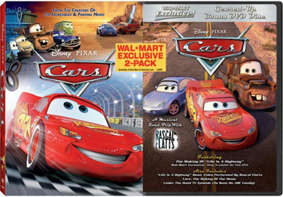 Where should you buy your copy of 'Cars'? - MiceChat