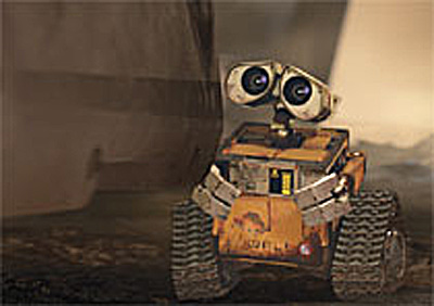 Wall-E WallE_FirstImage